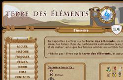 Terre des Elements